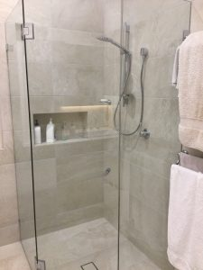 Shower Screen Renovations Sydney
