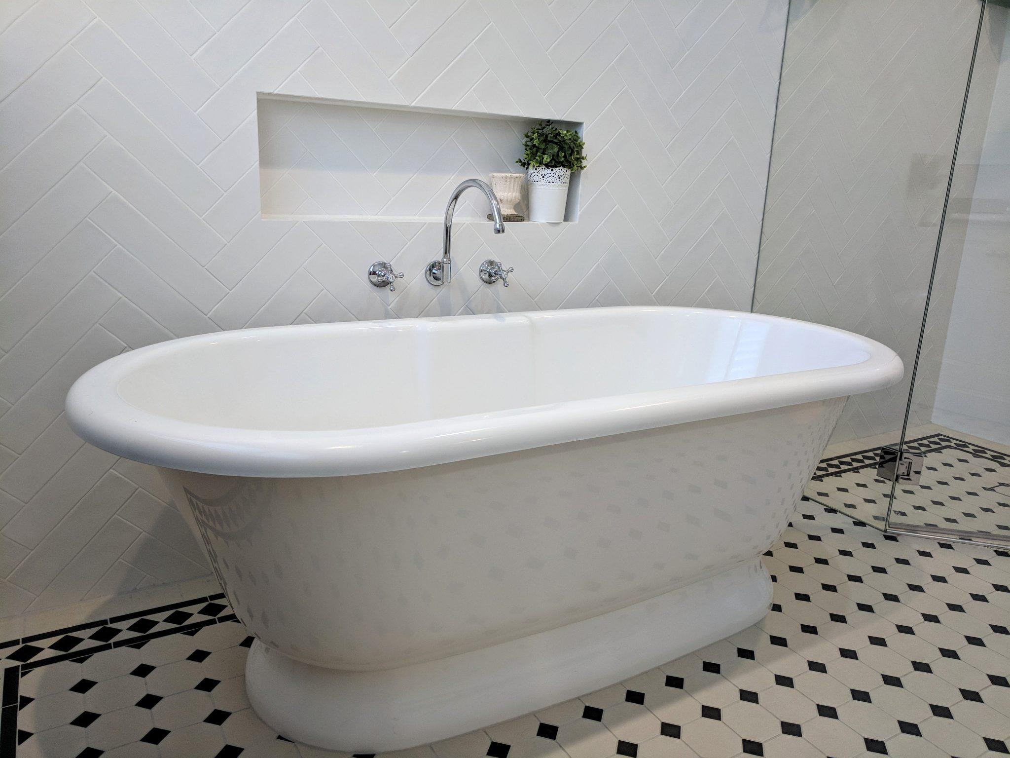 Freestanding bath tub sydney